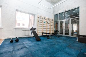 Зал Дзюдо Кроссфит спортивной секции в Воронеже